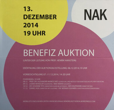 Benefiz Auktion