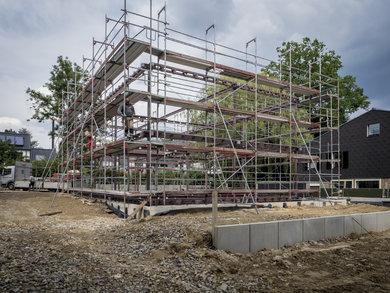 RH50 Reallabor Aachen - Bauphase