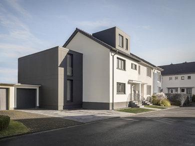 Doppelhaushälfte - Um- und Anbau