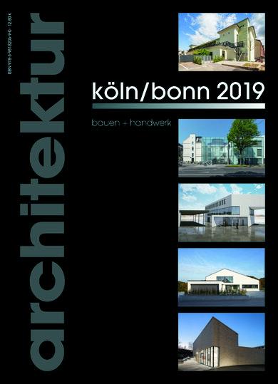 Architekturjournal Koeln-Bonn 2019